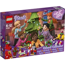 41326 LEGO Friends Julekalender