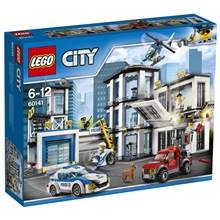 60141 LEGO City Politistation