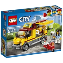 60150 LEGO City Pizzavogn