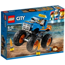 60180 LEGO City Monsterbil
