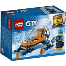 60190 LEGO City Polar-Isglider