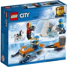 60191 LEGO City Polarforskerteam