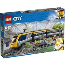 60197 LEGO City Trains Passagertog