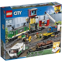 60198 LEGO City Trains Godstog