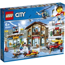 60203 LEGO® City Skisportssted