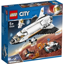 60226 LEGO® City Space Port Mars-rumfærge