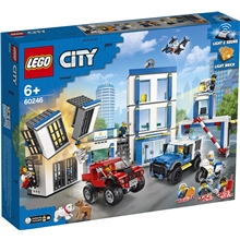 60246 LEGO City Police Politistation