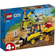 60252 LEGO City Great Vehicle Byggeplads