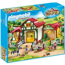 6926 Playmobil Hesteranch