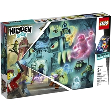 70425 LEGO® Hidden Side™ Newburys Skole