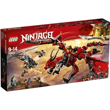 70653 LEGO Ninjago Firstbourne