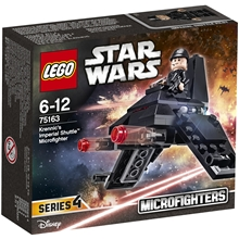 75163 LEGO Star Wars Shuttle™ Microfighter