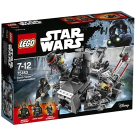 75183 LEGO Star Wars Darth Vader Forvandling