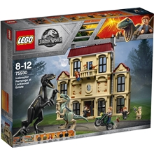 75930 LEGO Jurassic World Indoraptor-Kaos
