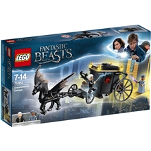 75951 LEGO® Harry Potter™ Grindelwalds Flugt