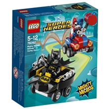76092 LEGO Mighty Micros Batman vs Harley Quinn