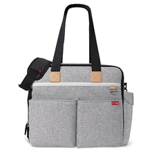 Skip Hop Duo Sign. Weekender Grey Melange