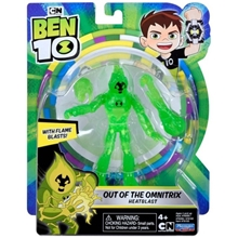 Ben 10 Out of the Omnitrix Heatblast