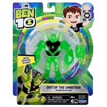 Ben 10 Out of the Omnitrix Diamondhead