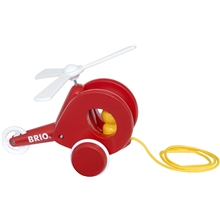 BRIO - 30227 Pull Along Helikopter