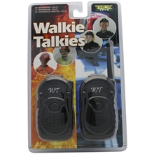 Walkie-Talkie Politi/Brandmand