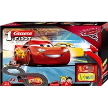 Carrera Go!!! Disney Cars 3