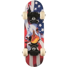 California Mini Skateboard Eagle