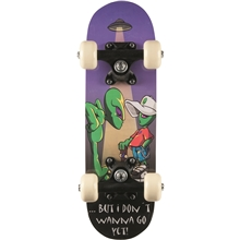 California Mini Skateboard Alien