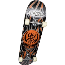 California Skateboard Orange