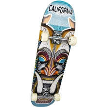 California Skateboard Blå