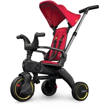Doona Liki S1 Trehjulet Cykel Flame Red