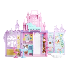 Disney Princess Pack N Go Castle