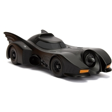 Batman Justice League 1989 Batmobile Radiostyret