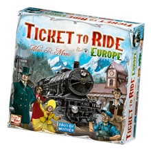 Ticket to Ride Europe (svensk)