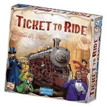 Ticket to Ride USA (svensk)