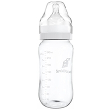 EcoViking Flaske Wide Neck Glas 240 ml