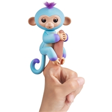 Fingerlings Tofarvet Abe Ava
