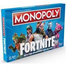 Monopoly Fortnite ENG