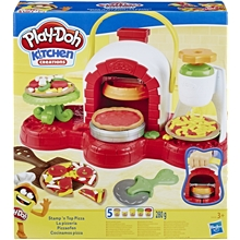 Play-Doh Stamp N Top Pizza