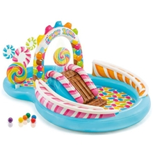 INTEX Legepool Candy Zone Play Center