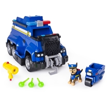 Paw Patrol Ultimate Rescue Politibil