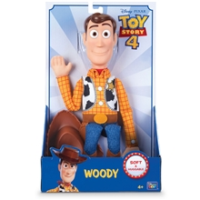 Toy Story Sheriff Woody Blød Action Figur