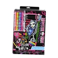 Monster High Velvet Poster Set Collection