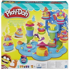 Play-Doh Sweet Shoppe - Cupcake-Doh