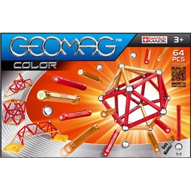 Geomag Kids Color 64 dele