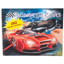 Monster Cars Malebog