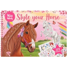 Miss Melody Style Your Horse Malebog