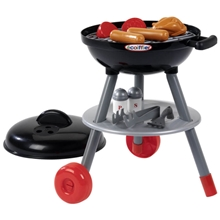 Ecoiffier Barbeque Grill Sort