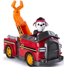 Paw Patrol Marshall & Brandbil Jungle Rescue