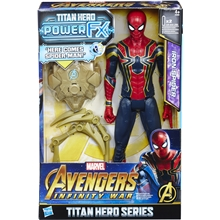 Avengers Titan Hero Power Pack Spiderman